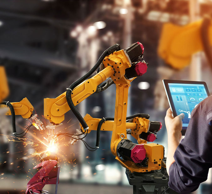 Flexible solutions for the robotics industry